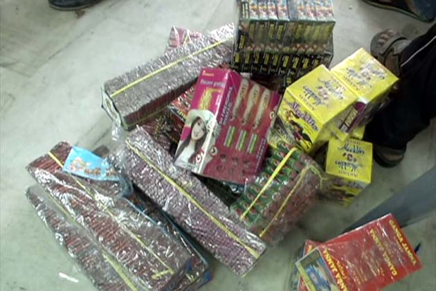 People from all religions buy Shorgar firecrackers, especially they're very popular during Diwali, Ahmed said.