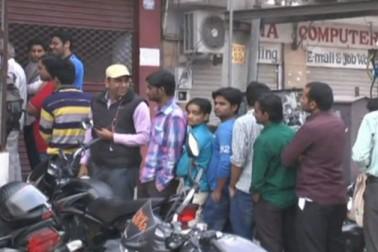 Demonetisation: Queues outside banks, ATMs grow longer